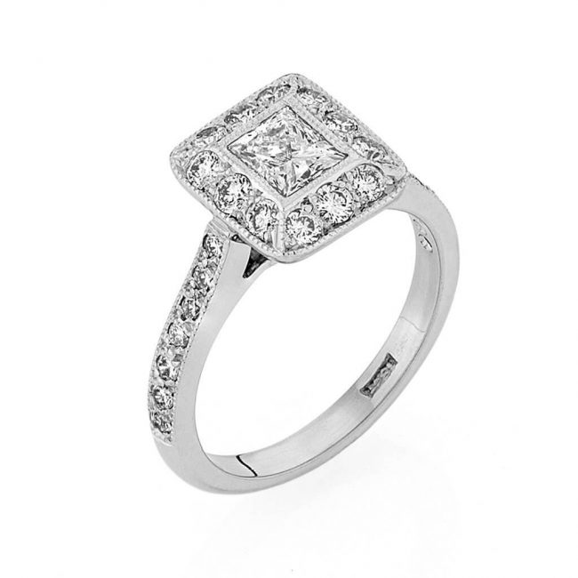 Alison Diamond Rings - Kush Diamonds