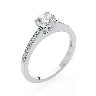 Caitlyn Engagement Rings - Kush Diamonds