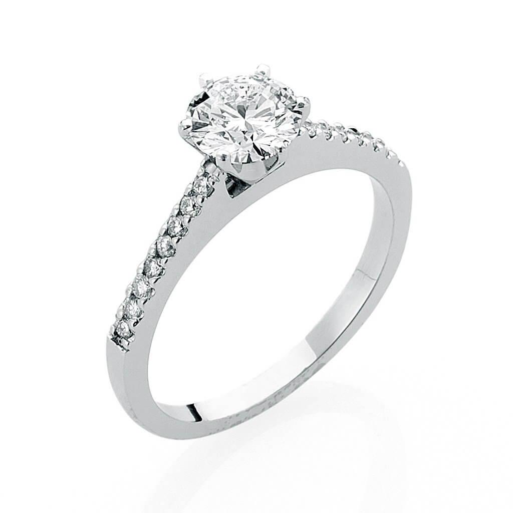 Chantel Diamond Rings - Kush Diamonds