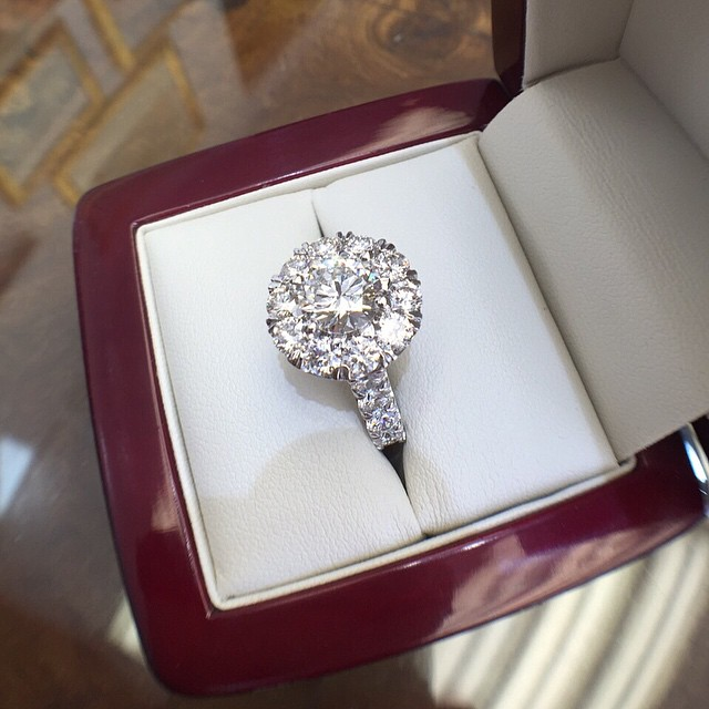 Diamond Engagement Rings In Melbourne