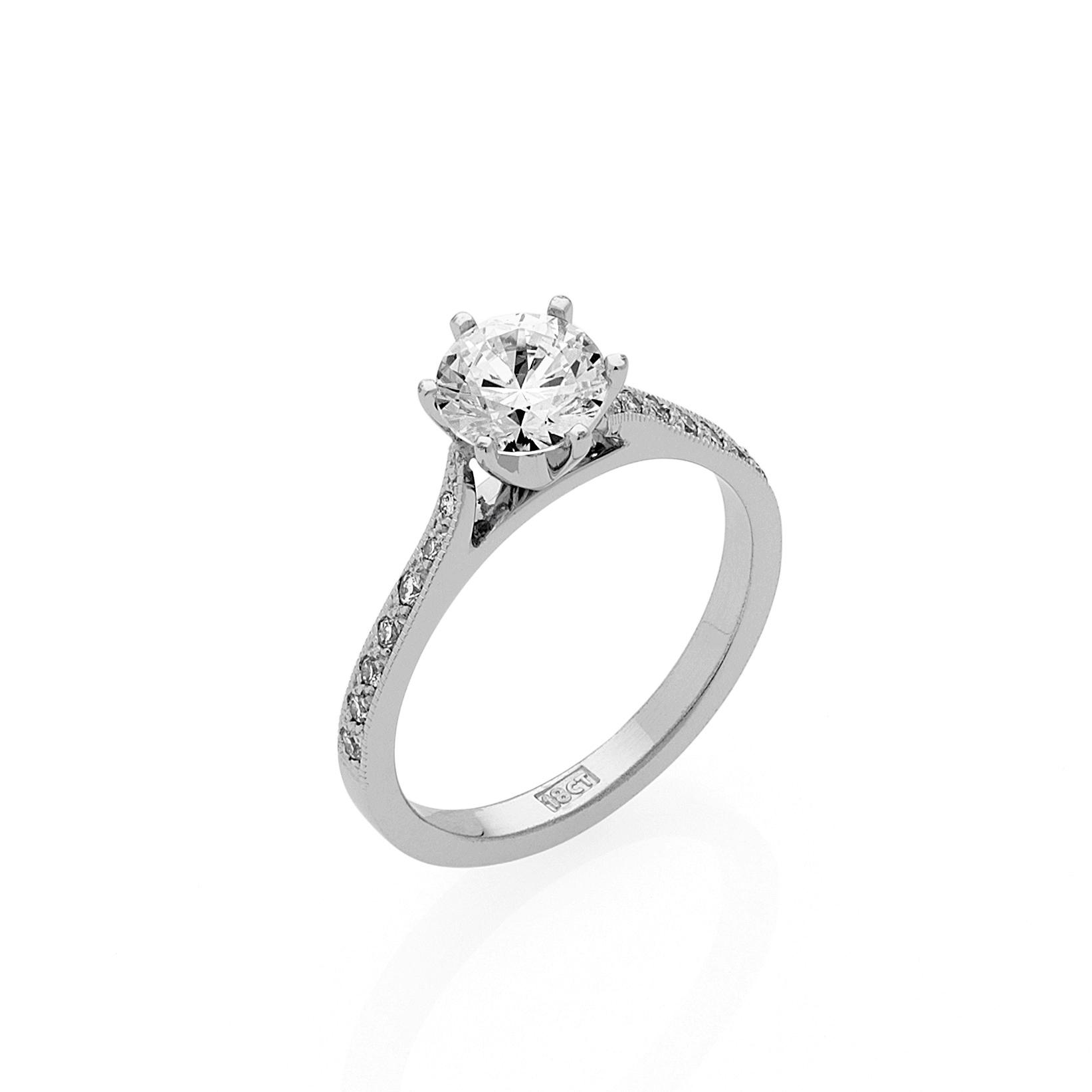 Melbourne Diamond Engagement Rings