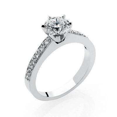 Evelyn Diamond Ring
