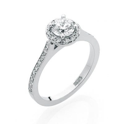 Felicity Diamond Ring - Kush Diamonds