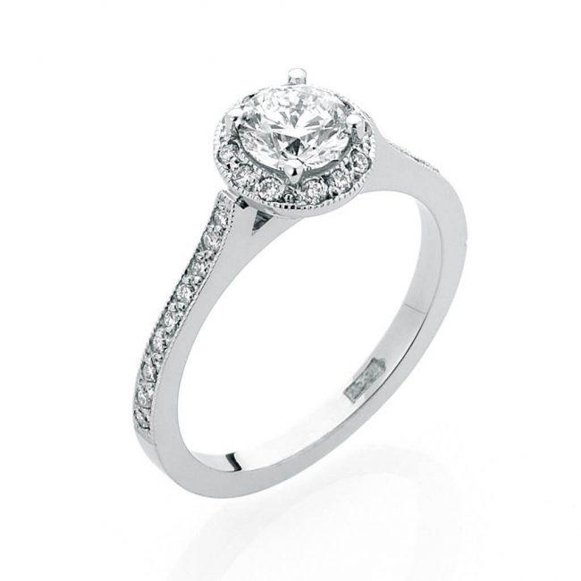 Felicity Diamond Ring - Kush Diamonds