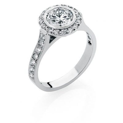 Josephine Diamond Ring - Kush Diamonds