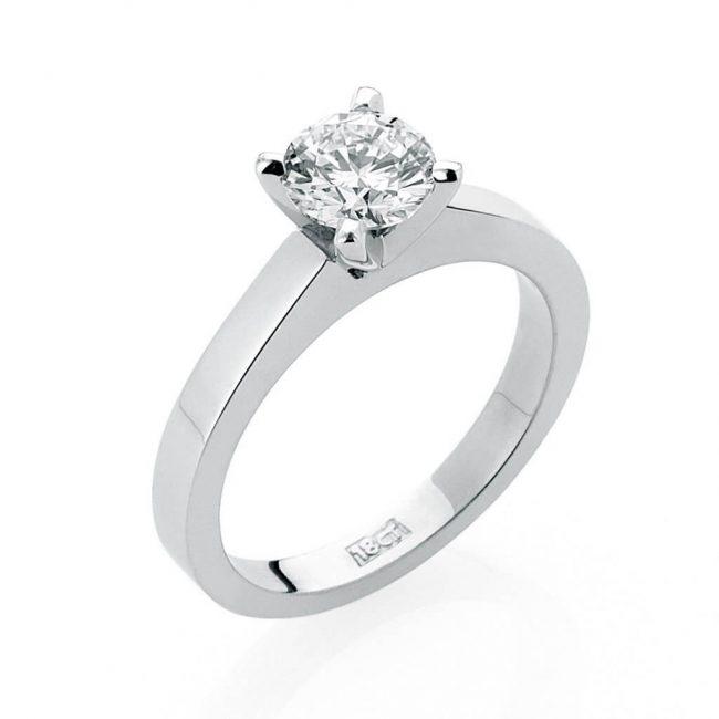 Marilyn Diamond Ring - Kush Diamonds