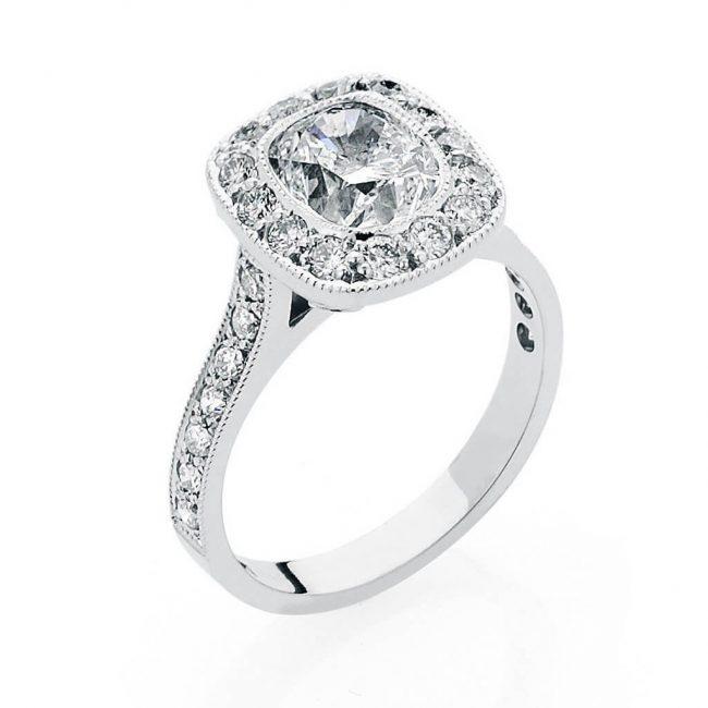 Maya Diamond Ring