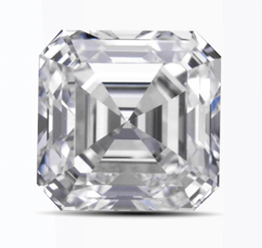 octagonal diamond