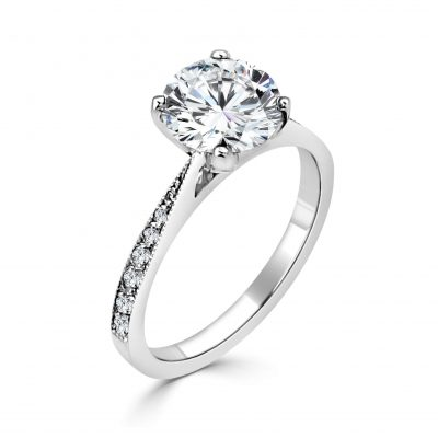 Olympia Engagement Ring - Jewelry Store in Melbourne, Victoria