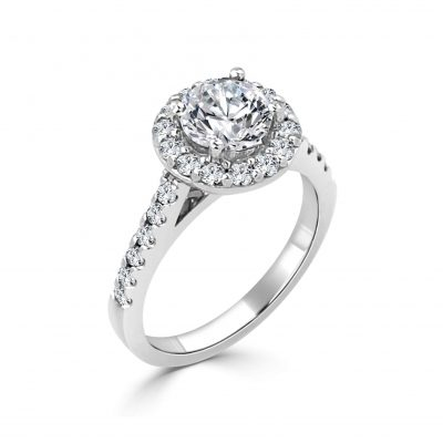 Roxie Engagement Ring - Jewelry Store in Melbourne, Victoria