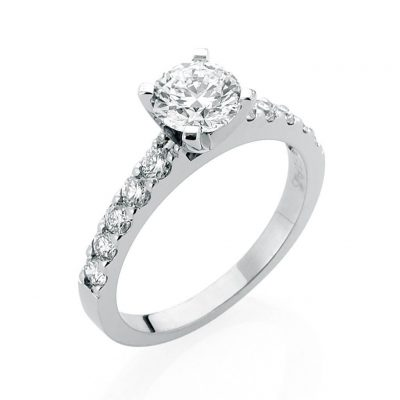 Selina Diamond Ring - Kush Diamonds