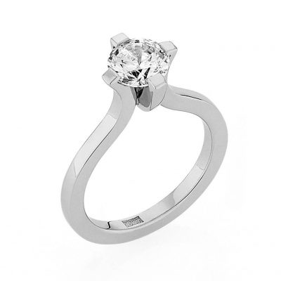 Stephanie Diamond Ring - Kush Diamonds