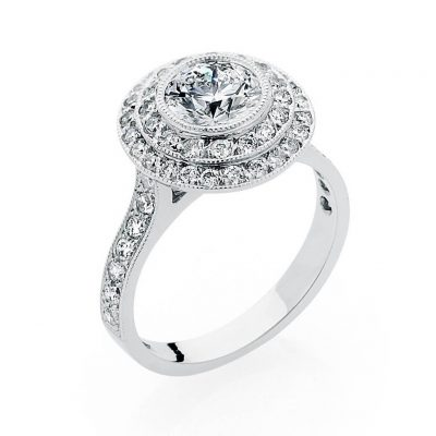 Zavannah Diamond Ring
