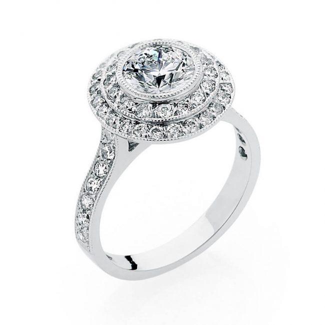 Zavannah Diamond Ring