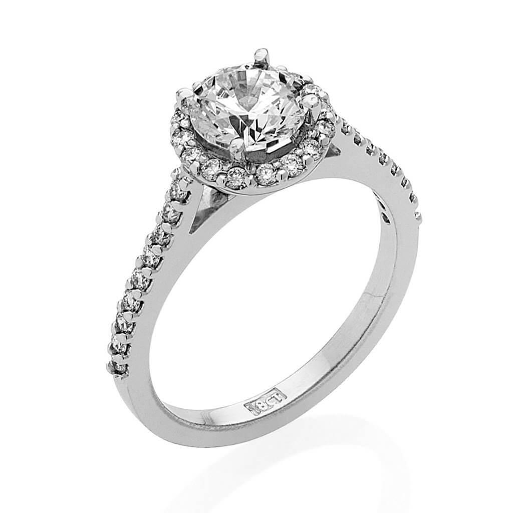 Olivia Diamond Ring