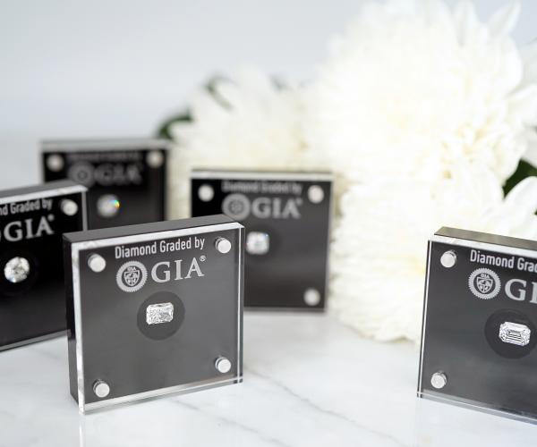 Kush Diamonds - GIA Certified Diamonds