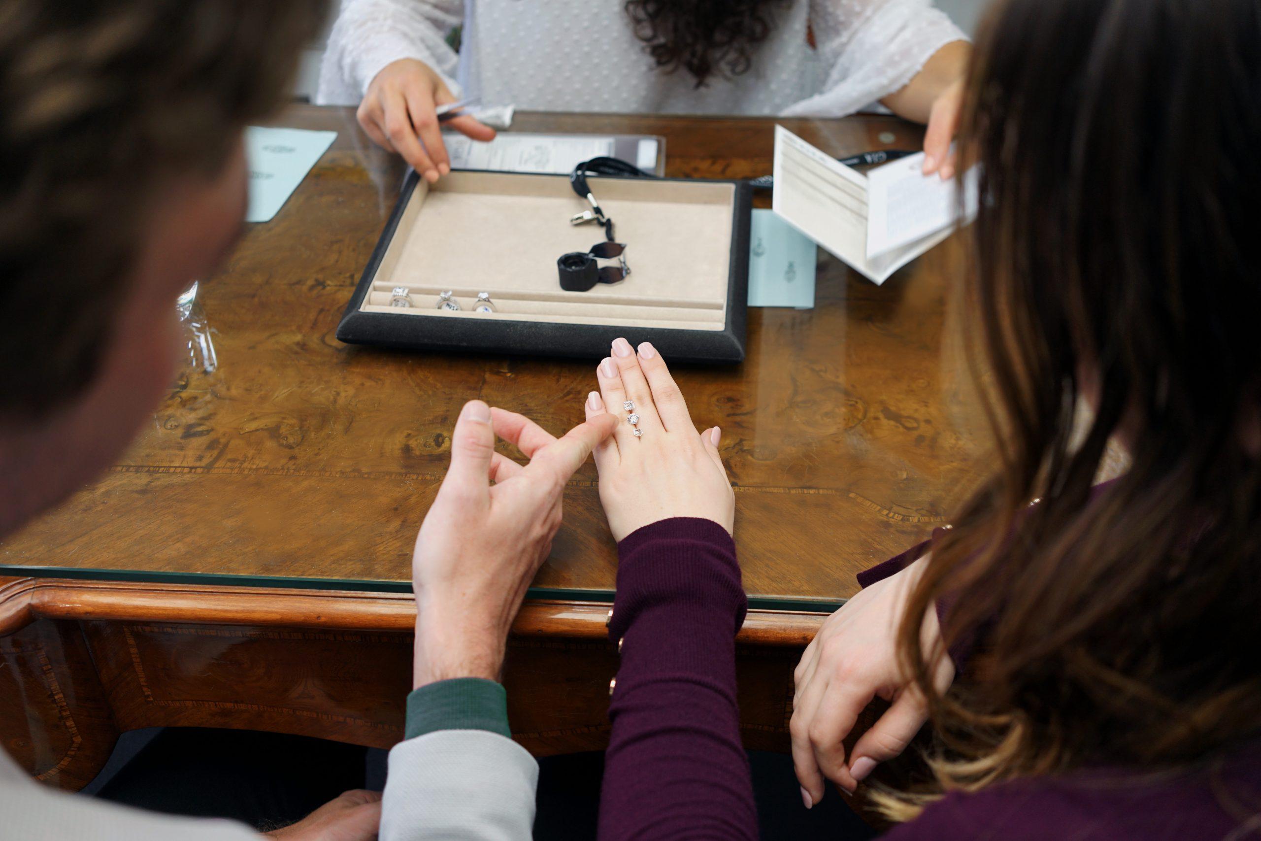 Kush Diamonds - Custom Engagement Rings in Melbourne